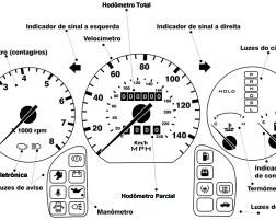 Você sabe para que serve cada luz do painel do veículo?